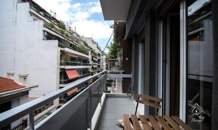 Ithaca - Front Balcony