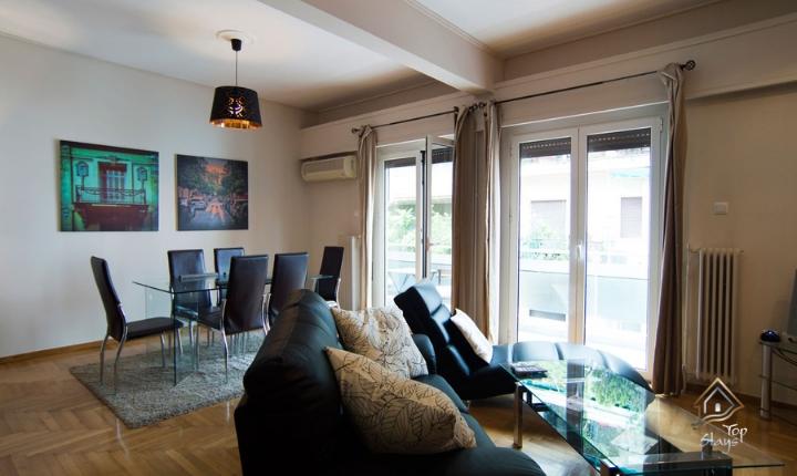 Ithaca - Living Room