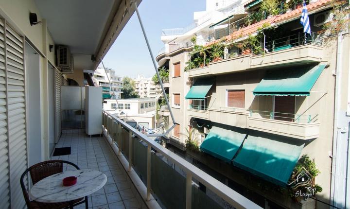 Zante - Balcony Views