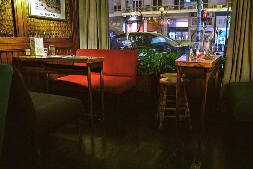Au Revoir Bar in Kypseli