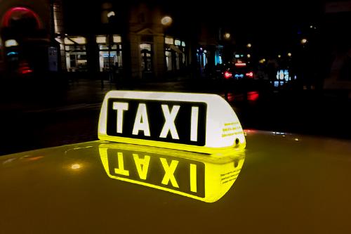 Athens Taxi Fares